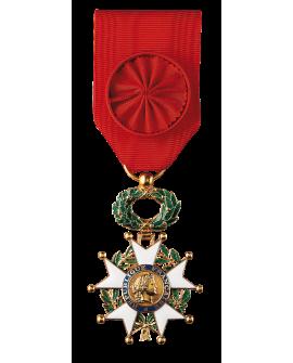 Médaille Officier de la Légion d'Honneur Vermeil