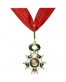 Médaille Commandeur de la Légion d'Honneur Vermeil
